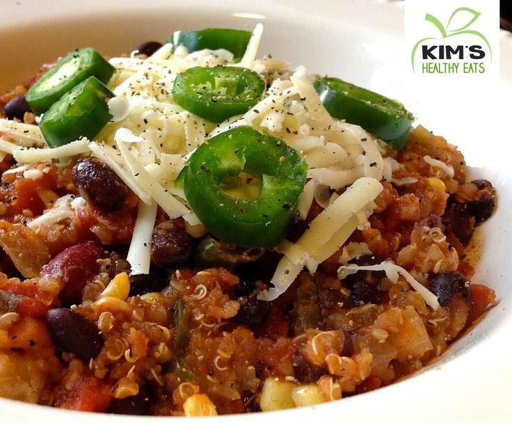 Vegetarian-Quinoa-Chili