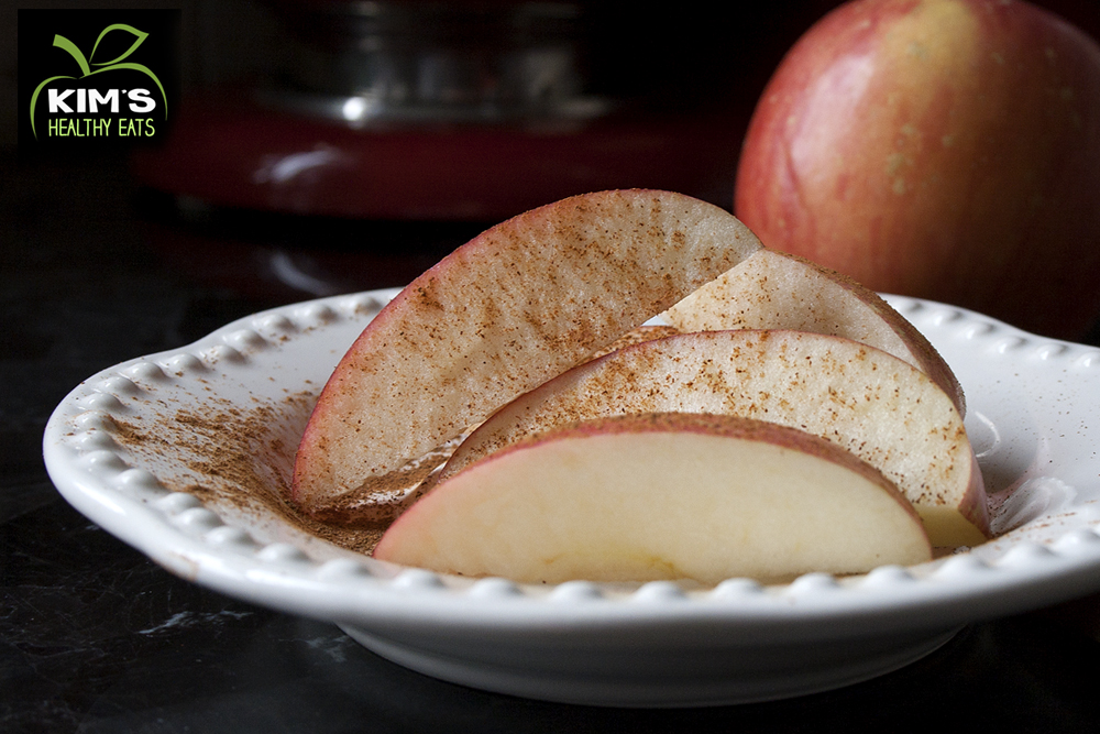 Apple Cinnamon Snack