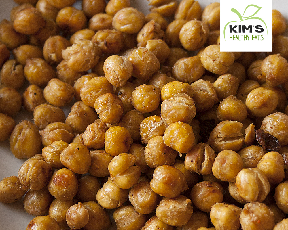 Roasted Chick Peas 02