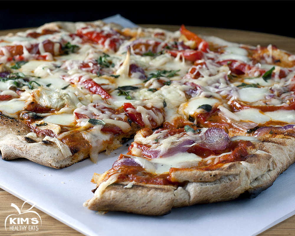 Grilled Pizza Recipes — Dishmaps