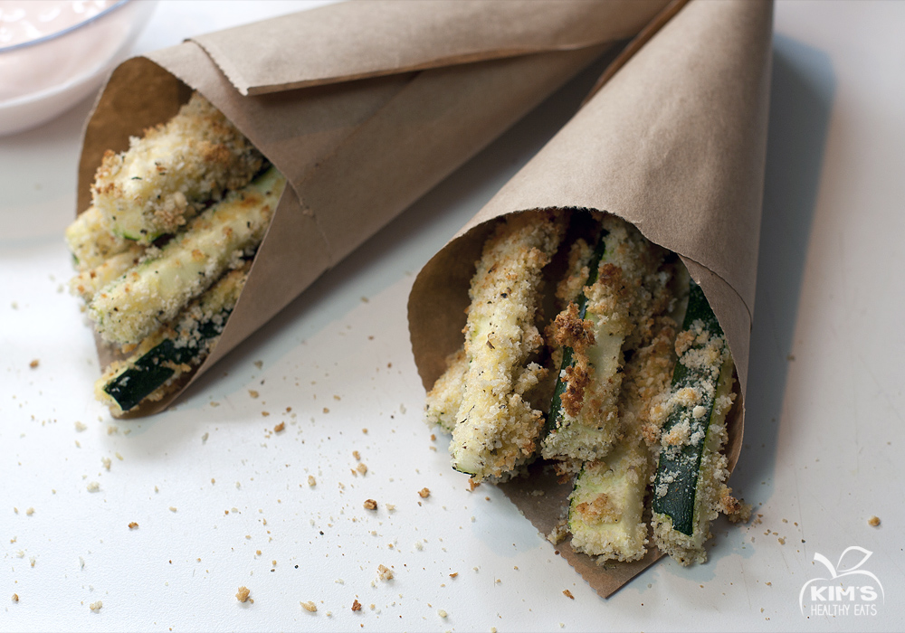 Zucchini fries make an awesome snack or side dish to any meal. They ...