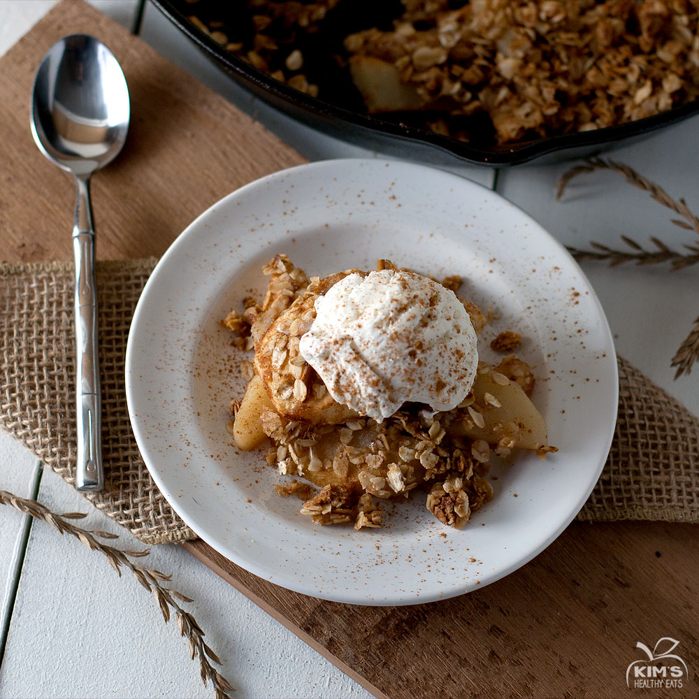 with vanilla ice bartlett pear crisp with share pear and apple crisp ...