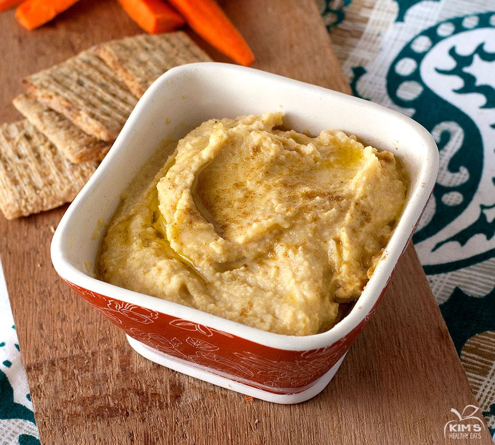 Easy Extra Creamy Hummus