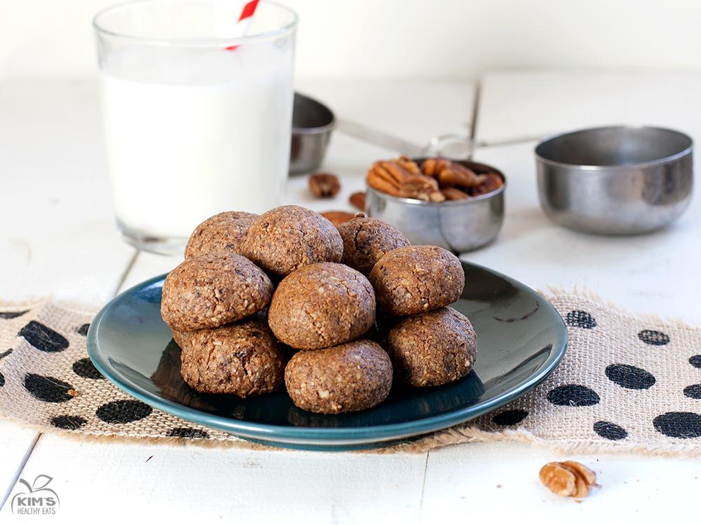 Paleo Cookie Bites